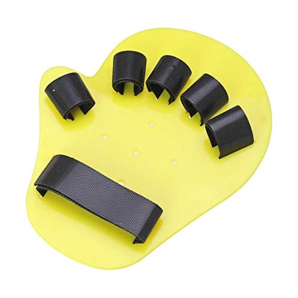 休憩うがい項目SUPVOX 指矯正装置子供の指の訓練板指の添え木指先片麻痺1-5年