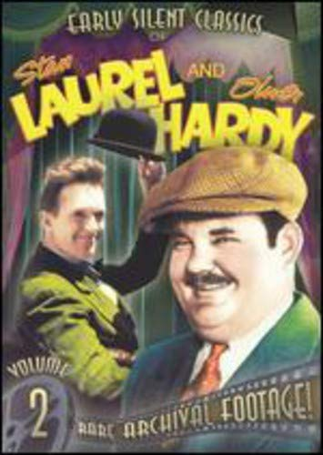 - Stan Laurel & Oliver Hardy: Early Silent Classics, Voulme 2