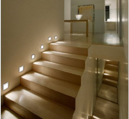 Lights In Deck Stairs - 8