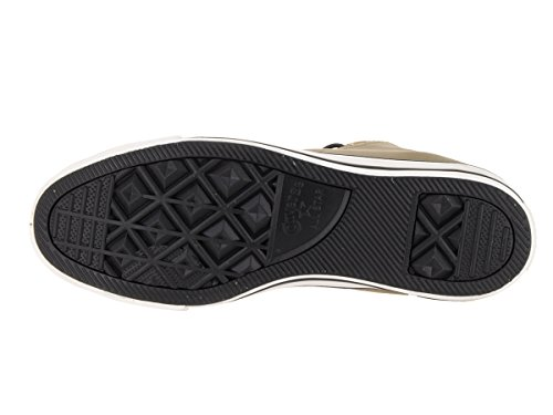 de Adulte Chaussures Egret Leather Hi Mono Taylor Jute Gymnastique All Chuck Black Mixte Star Converse 0P8Xx