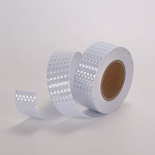 Reflective Adhesive HoneyComb Tape Car Conspicuity