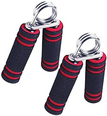 Hand Wrist Power Grip Strength Training Fitness Grips Gym Exerciser Gripper