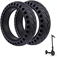 PIXESTT Solid Tire Replacement for Electric Scooter Xiaomi Mi m365