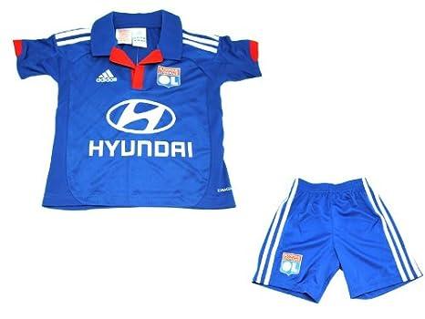 tenue de foot Olympique Lyonnais nouveau