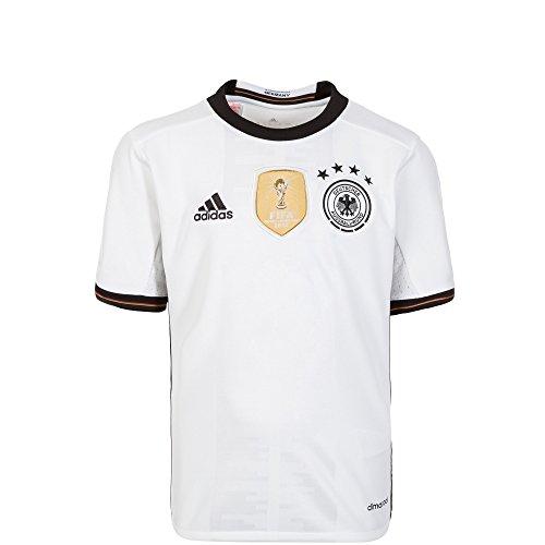 adidas DFB Trikot Home/Away EM Frankreich 2016 Kinder weiß - Home, 164 - L