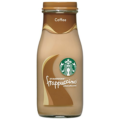 Starbucks Frappuccino, Coffee, 9.5 Ounce Glass Bottle, 12 Count by Starbucks