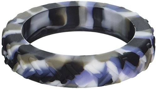 Tread Bangle - Camo - Chew Bracelet for Sensory, Oral Motor, Anxiety, Autism, ADHD by Chewigem USA