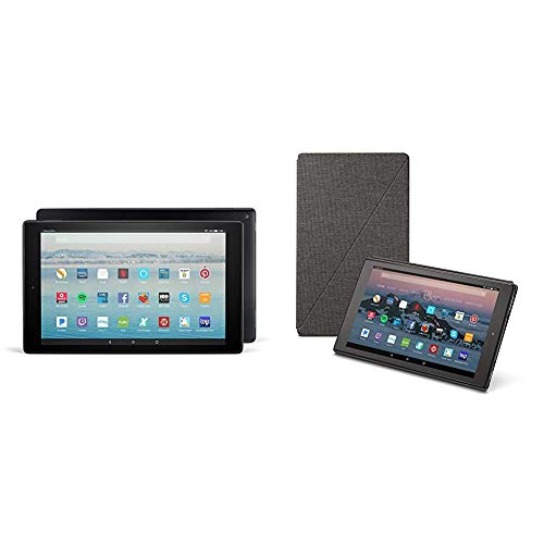 Amazon Fire HD 10 Black