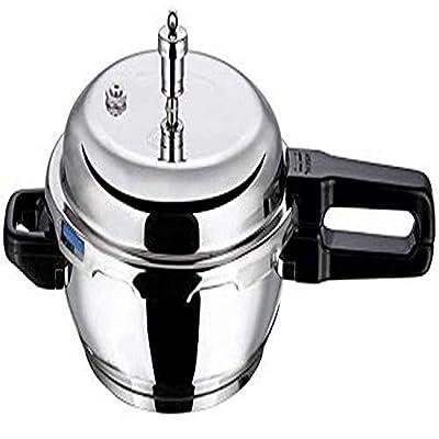 Vinod Pressure Cooker - Sandwich Bottom (Jumbo) Stainless Steel by Vinod