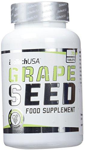 Biotech Grape Seed Vitaminas y Minerales - 70 Tabletas: Amazon.es: Salud y cuidado personal