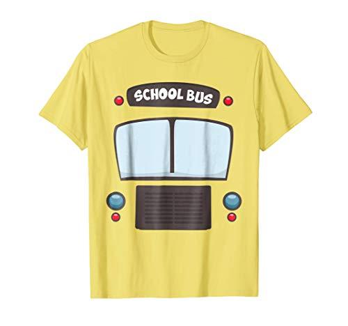 Funny School Bus T-Shirt funny school bus driver -