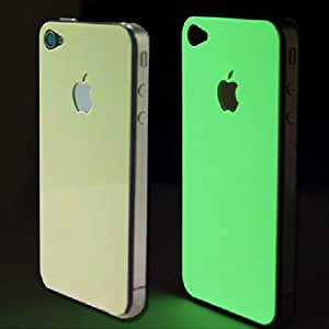 Front + Back Screen Protector Luminous Film for iPhone 5S