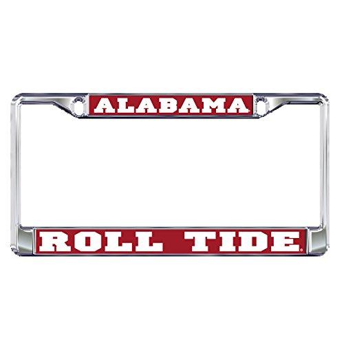 - The University of Alabama Roll Tide Metal Domed Plate Frame