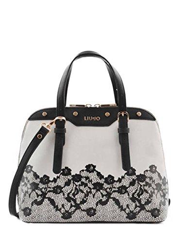 liu jo Women's Top-Handle Bag Multicolour Grey Light