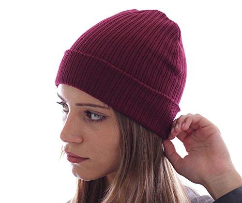 long gorro Unisex solapa sombrero negro Shore larga con adulto Beanie negro auriculares w8XOAdxqnp