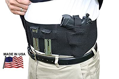 AlphaHolster Belly Band Gun Holster