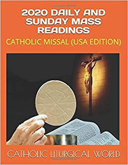 List Of Sundays In 2020.2020 Daily And Sunday Mass Readings Catholic Missal Usa