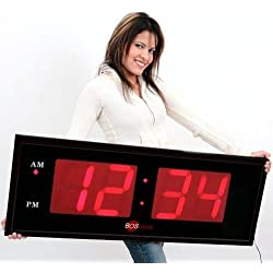 brandsonSale Super Large Digital Clock