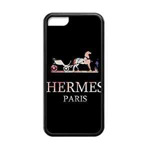 TYHde Hermes design fashion cell phone case for iPhone 5C ending