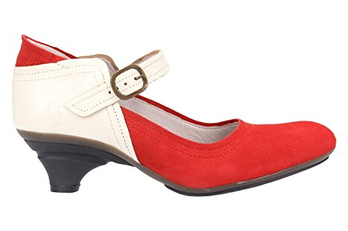 LONDON BOBS218FLY BOBS218FLY P144218003 Rouge FLY LONDON Chaussures FLY Chaussures P144218003 7f6xX