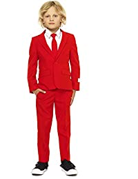 Opposuits Boys Party Suit Tie by