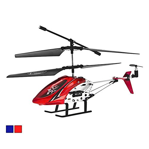 The Repeller 3-Channel RC Helicopter w/ Metal Frame & IR Transmitter (2 Colors)