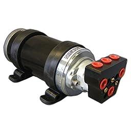 Octopus Autopilot Drives - Octopus Autopilot Pump Type 2 Adjustable Reversing Pump w/Shut-Off Valve - 12V up to 22ci Cylinder