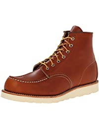 "Heritage Men's Classic Moc 6"" Boot"