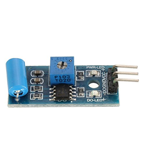 Bluelover Sw-420 Módulo De Sensor De Movimiento Vibración ...