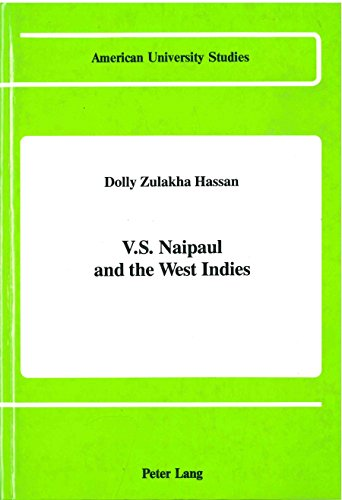Indie Dolly - V.S. Naipaul and the West Indies (American University Studies)
