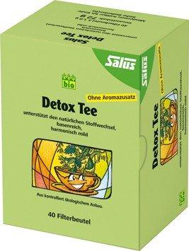 Salus Detox Tee Nr.1, 1 Pack 40er Filterbeutel