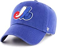 '47 Men Clean UP Replica Cap ONE Size FITS All Montreal Expos/