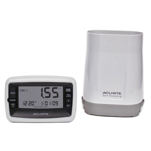 AcuRite 00899 Deluxe Wireless Rain - Watch Outlet Station Sales