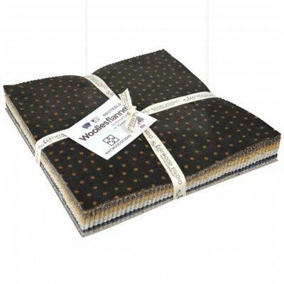 - Woolies Flannel Neutral - 10