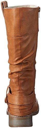 order online clearance get authentic Rieker Women's 95678 Long Boots Brown (Cayenne/23) cheap countdown package cheap fashionable geniue stockist for sale EkR72fba