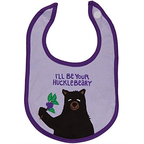 - Bear I'll Be Your Hucklebeary Jersey Bib