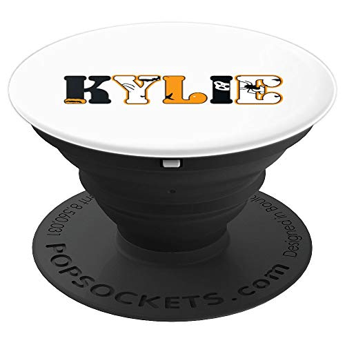 Kylie Spooky Name Halloween PopSockets Grip and Stand