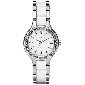 DKNY Quartz White Dial Women's Watch - NY8139 from DKNY