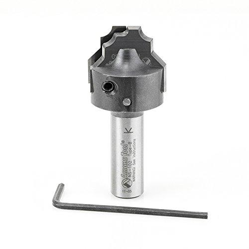 Amana Tool NS-102 Nova Body Type B Plunge Type 1/2 Inch SHK (Plunge Type Router)