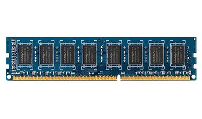 497156-D01 Hewlett-Packard 1Gb Ddr3 1333Mhz Pc3-10600 Cl9 Dimm Memory ()