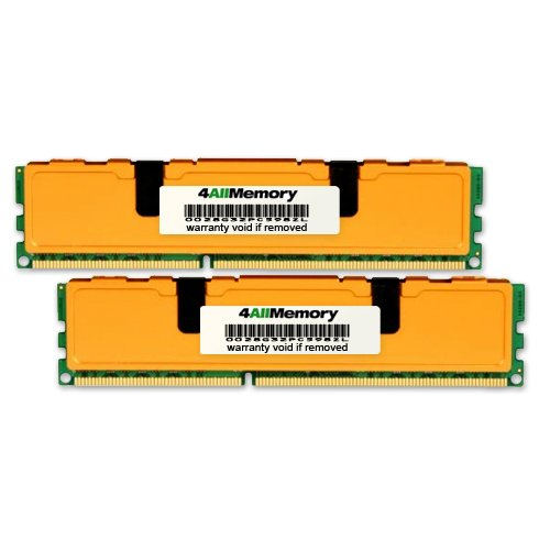 32GB [8x4GB] DDR2-800 (PC2-6400) Fully Buffered Kit Certified for the Apple Mac Pro 8-core (FB-DIMM)