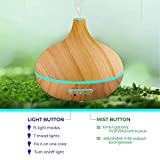 Ultimate Aromatherapy Diffuser & Essential Oil