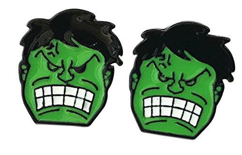 marvel earrings for men - 6