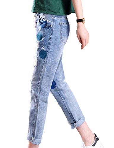 Jeans Jeans Hellblau Blau Femme Hellblau Dqq Femme Jeans Blau Dqq Dqq Femme 5wdEqxqXR