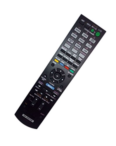 Replaced Remote Control Compatible for Sony STRDH720 RM-AAU106 1-489-345-11 STR-DH720HP STRDH730 Audio / Video AV Receiver Home Theater System -  JustFine, LYSB01M69WZWG-ELECTRNCS