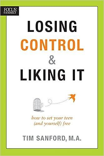 Losing Control & Liking It