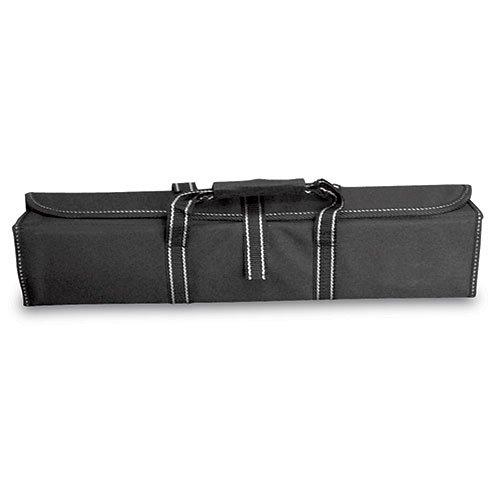 8-pc Knife Set in Black Folding Bag
