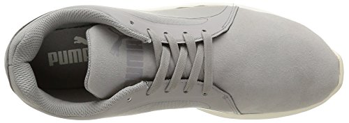 Adulte Black Mixte Evo de Black Drizzle Running Chaussure Puma Drizzle Suede Gris St 0RwURqT