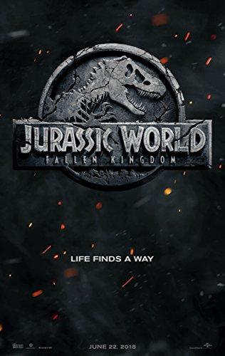 Free Movie Poster (Jurassic World Fallen Kingdom 24x36 Movie Poster)