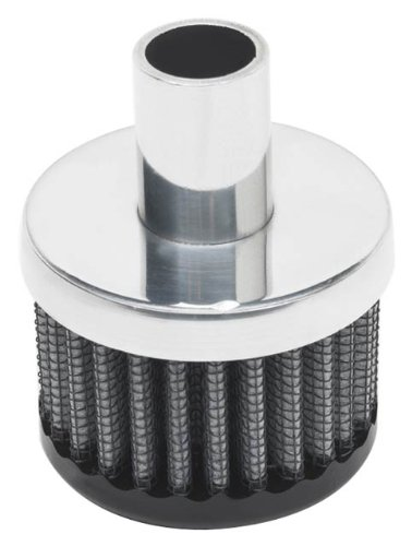 S&B Aluminum Base Crankcase Vent Filter, 2